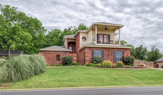 9805 Bellechase Road, Granbury, TX 76049 (MLS #14097383) :: Robbins Real Estate Group