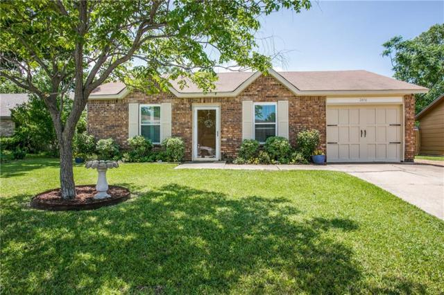 2416 Mcadoo Lane, Fort Worth, TX 76131 (MLS #14097385) :: All Cities Realty