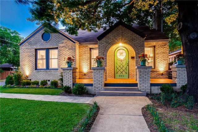301 N Waverly Drive, Dallas, TX 75208 (MLS #14097393) :: HergGroup Dallas-Fort Worth