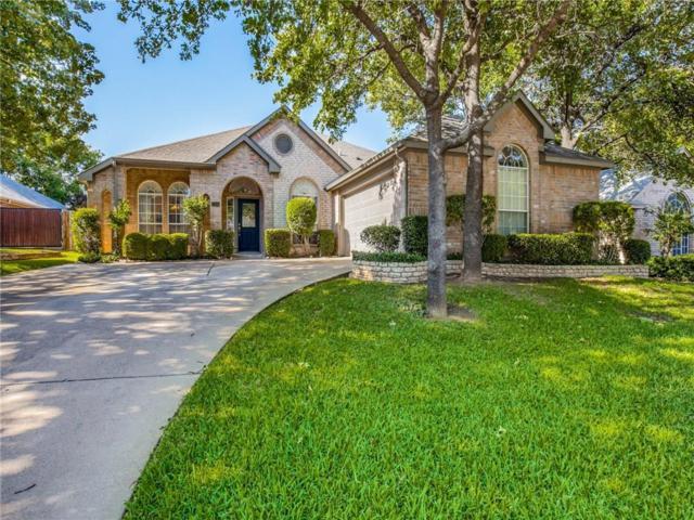 7505 Oak Park Drive, North Richland Hills, TX 76182 (MLS #14097398) :: Tenesha Lusk Realty Group