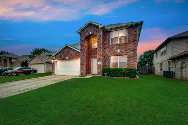4654 Snow Ridge Court, Fort Worth, TX 76133 (MLS #14097403) :: Real Estate By Design