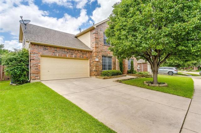 5313 Bellis Drive, Fort Worth, TX 76244 (MLS #14097415) :: Kimberly Davis & Associates