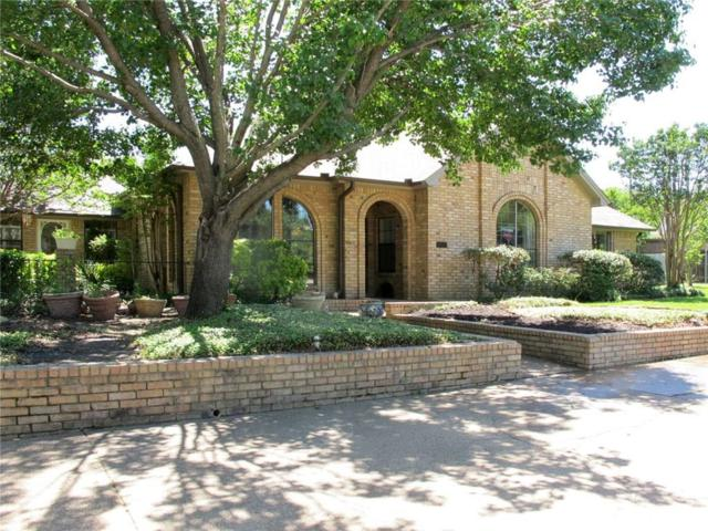901 Mission Drive, Southlake, TX 76092 (MLS #14097431) :: Real Estate By Design
