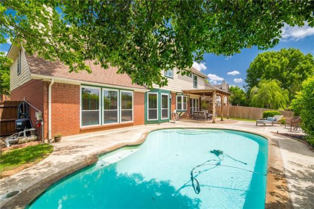 4180 Hallmont Drive, Grapevine, TX 76051 (MLS #14097438) :: The Chad Smith Team