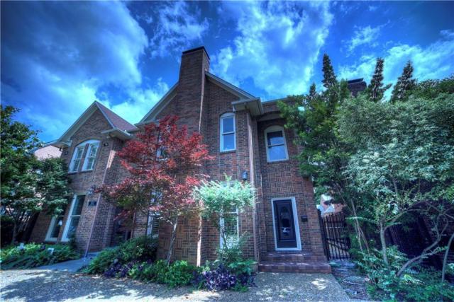 3515 Mcfarlin Boulevard, University Park, TX 75205 (MLS #14097445) :: Real Estate By Design