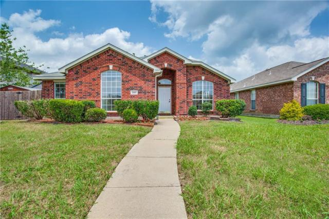 3307 Riverway Court, Mesquite, TX 75181 (MLS #14097497) :: All Cities Realty