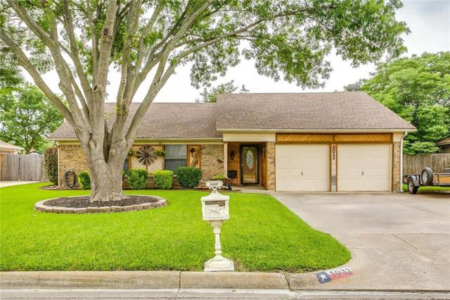1032 Kane Street, Benbrook, TX 76126 (MLS #14097503) :: The Chad Smith Team