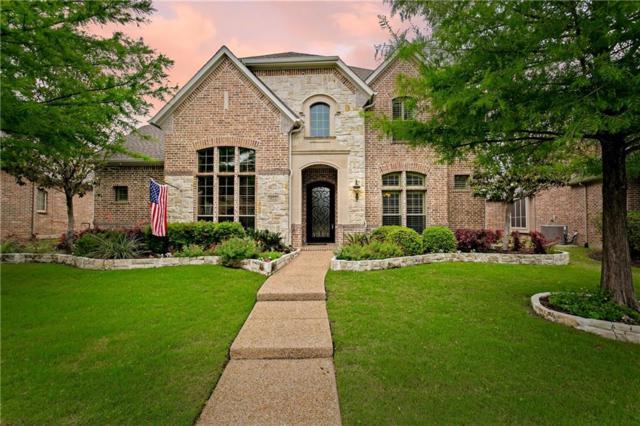 922 Birdsong Drive, Allen, TX 75013 (MLS #14097508) :: Kimberly Davis & Associates