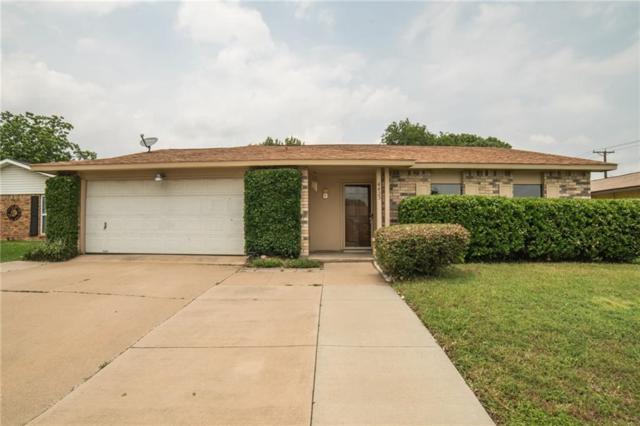 4425 Buckeye Street, Fort Worth, TX 76137 (MLS #14097527) :: Real Estate By Design