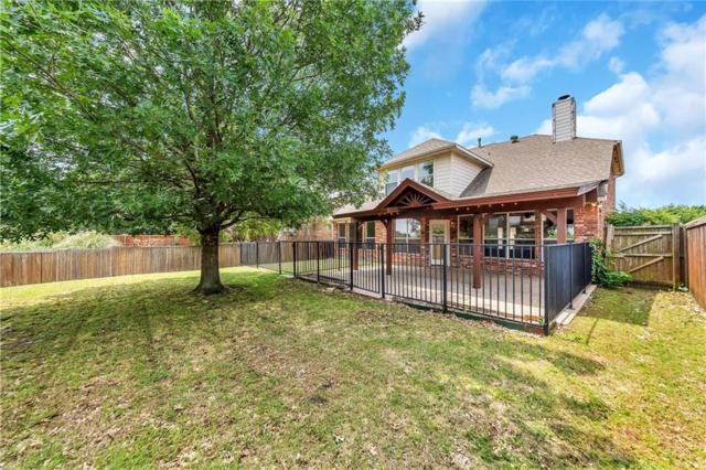 7412 Summer Glen Drive, Mckinney, TX 75072 (MLS #14097532) :: Kimberly Davis & Associates