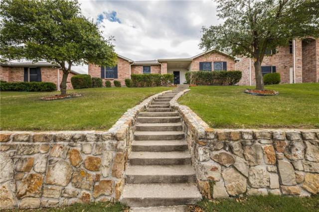 2832 Ingram Circle, Mesquite, TX 75181 (MLS #14097579) :: All Cities Realty