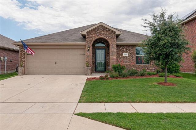 2508 Mill Springs Pass, Fort Worth, TX 76123 (MLS #14097620) :: All Cities Realty