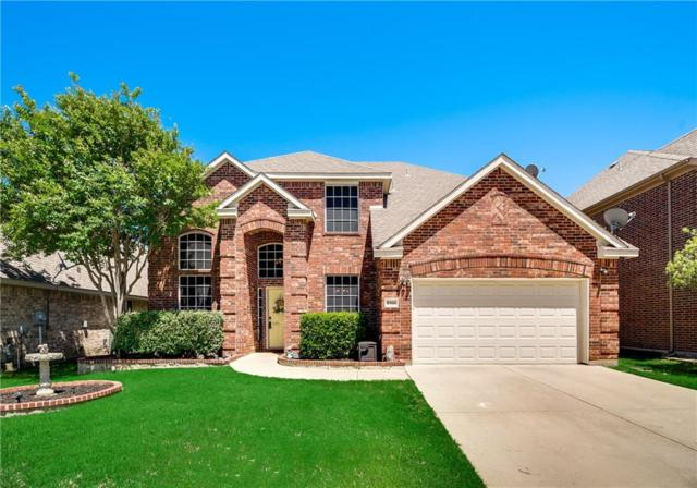 8900 Cracked Wheat Trail, Fort Worth, TX 76179 (MLS #14097625) :: All Cities Realty