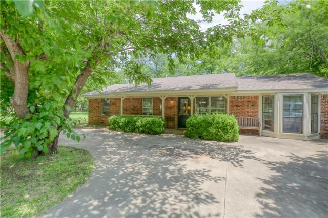 505 S Magnolia Street, Aubrey, TX 76227 (MLS #14097720) :: The Mitchell Group