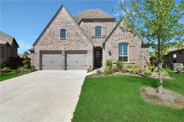 2101 Richmond Park, Prosper, TX 75078 (MLS #14097727) :: Real Estate By Design