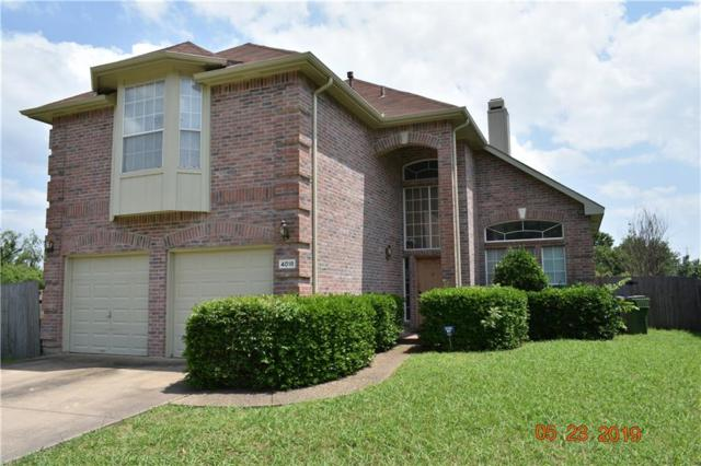 4018 Wallingford Drive, Garland, TX 75043 (MLS #14097739) :: RE/MAX Town & Country