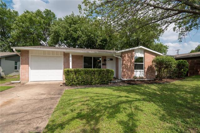 1508 Lorrie Drive, Richardson, TX 75080 (MLS #14097763) :: Robbins Real Estate Group
