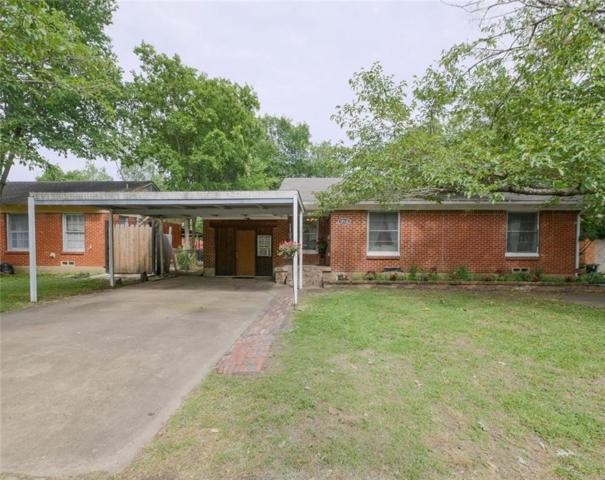 10532 Cayuga Drive, Dallas, TX 75228 (MLS #14097807) :: The Heyl Group at Keller Williams