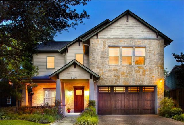 6032 Penrose Avenue, Dallas, TX 75206 (MLS #14097879) :: NewHomePrograms.com LLC