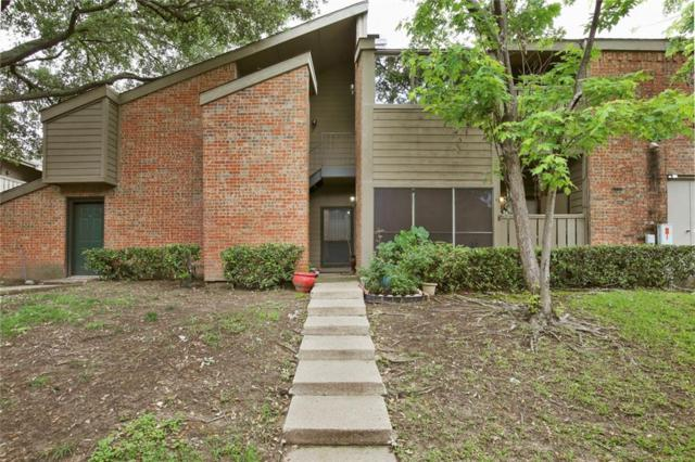 9600 Royal Lane #313, Dallas, TX 75243 (MLS #14097935) :: Team Hodnett