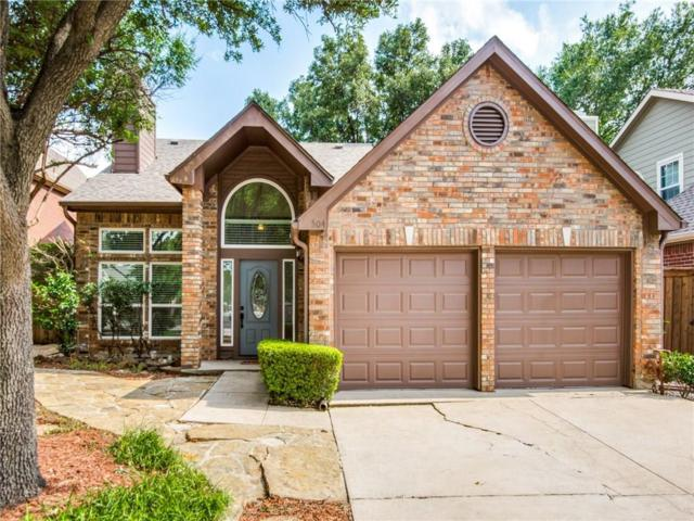 504 Raton Pass, Irving, TX 75063 (MLS #14097937) :: All Cities Realty