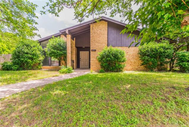 6801 Loma Vista Drive, Fort Worth, TX 76133 (MLS #14097939) :: All Cities Realty