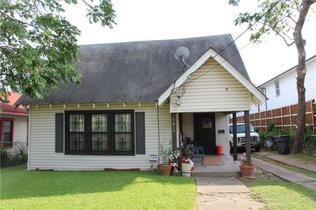 4619 Fairmount Street, Dallas, TX 75219 (MLS #14097951) :: The Real Estate Station