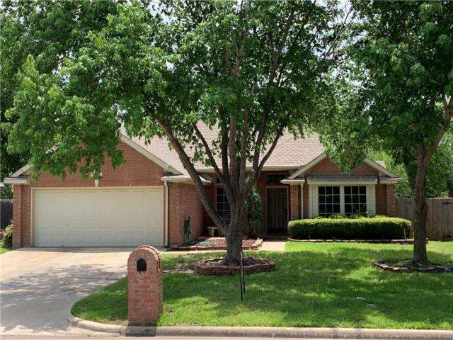 1606 Brittany Lane, Mansfield, TX 76063 (MLS #14098008) :: The Tierny Jordan Network