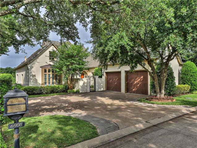 6908 Baltusrol Road, Fort Worth, TX 76132 (MLS #14098011) :: The Tierny Jordan Network
