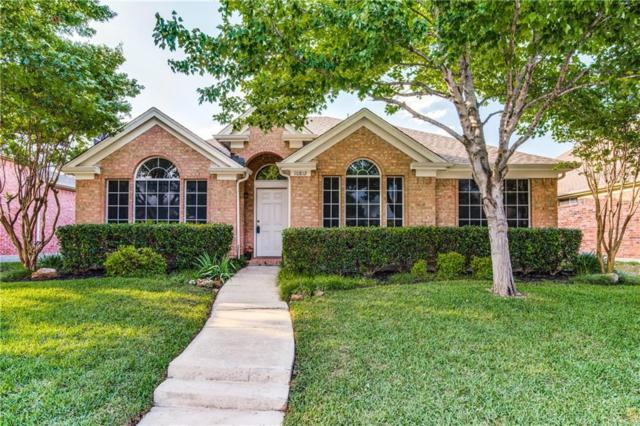 10812 Reisling Drive, Frisco, TX 75035 (MLS #14098019) :: Robbins Real Estate Group