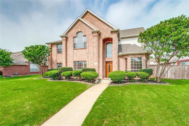 1612 Chase Oaks Drive, Keller, TX 76248 (MLS #14098081) :: All Cities Realty