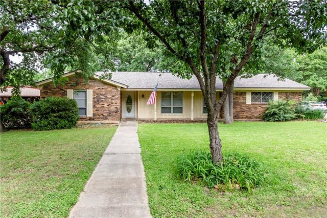 5508 Woodland Hills Drive, Denton, TX 76208 (MLS #14098086) :: The Sarah Padgett Team
