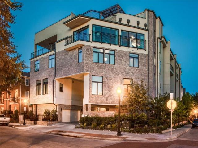 2353 Centurion Court, Dallas, TX 75204 (MLS #14098097) :: HergGroup Dallas-Fort Worth
