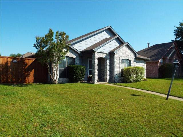 1413 Stillmeadow Drive, Mesquite, TX 75181 (MLS #14098104) :: All Cities Realty