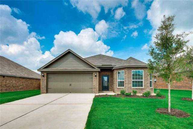 1513 Millennium Drive, Crowley, TX 76036 (MLS #14098116) :: All Cities Realty