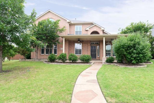1415 Stone Canyon Way, Lewisville, TX 75067 (MLS #14098144) :: Team Tiller