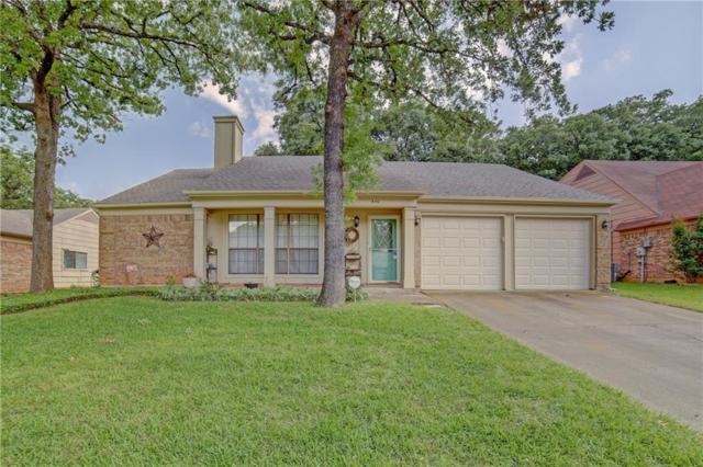 406 Thorn Wood Drive, Euless, TX 76039 (MLS #14098162) :: Kimberly Davis & Associates