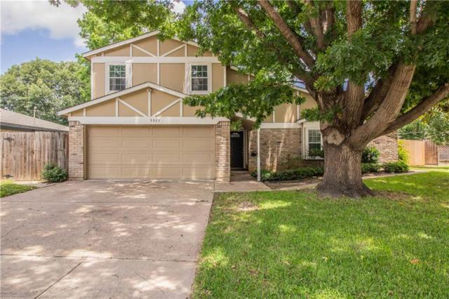 5923 Cameron Drive, Arlington, TX 76017 (MLS #14098184) :: Kimberly Davis & Associates