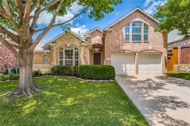 3720 Hillsdale Drive, Flower Mound, TX 75022 (MLS #14098192) :: Team Tiller