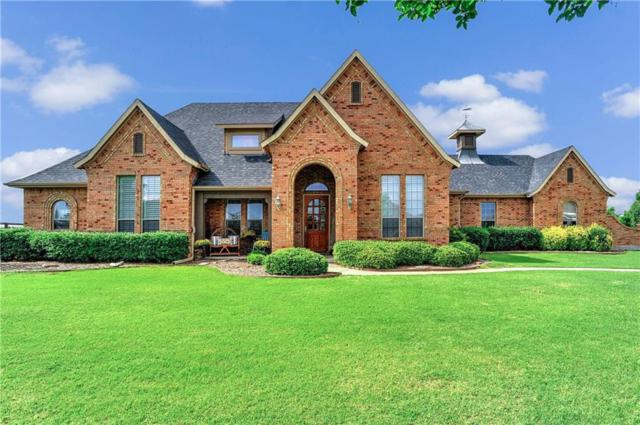 8 Buckskin Drive, Van Alstyne, TX 75495 (MLS #14098207) :: RE/MAX Pinnacle Group REALTORS