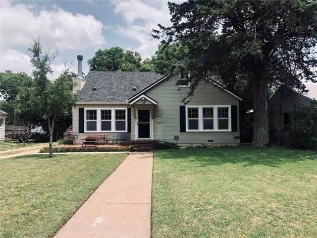 1165 Ross Avenue, Abilene, TX 79605 (MLS #14098227) :: The Paula Jones Team | RE/MAX of Abilene