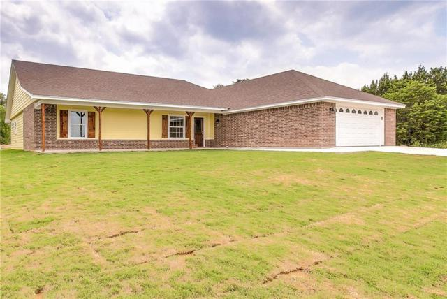 2411 Christine Drive, Granbury, TX 76048 (MLS #14098232) :: Potts Realty Group