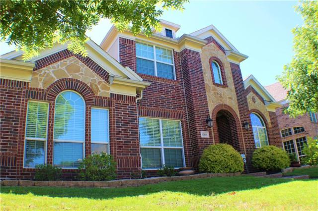 12615 Waltham Drive, Frisco, TX 75035 (MLS #14098237) :: Robbins Real Estate Group