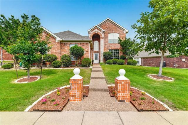 801 Grove Drive, Garland, TX 75040 (MLS #14098238) :: Kimberly Davis & Associates