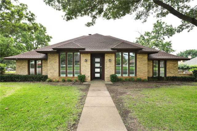 7101 Bettis Drive, Fort Worth, TX 76133 (MLS #14098253) :: All Cities Realty