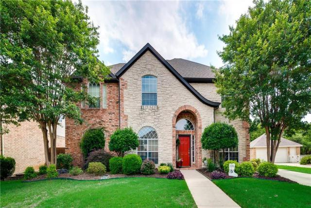 822 Muirfield Road, Keller, TX 76248 (MLS #14098279) :: Team Tiller