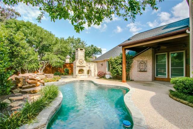 650 Lake Park Drive, Coppell, TX 75019 (MLS #14098313) :: Team Tiller