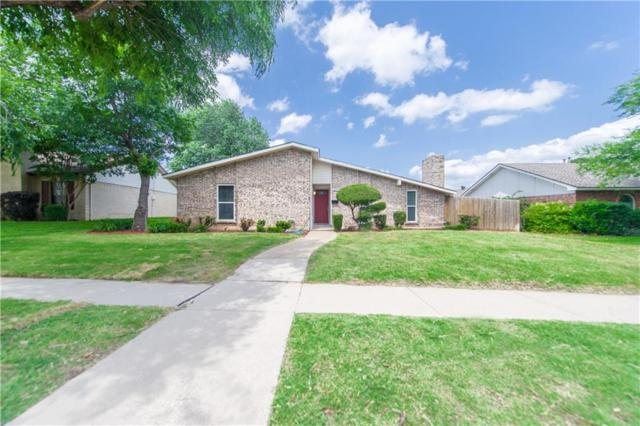 1379 Beechwood Drive, Lewisville, TX 75067 (MLS #14098317) :: The Hornburg Real Estate Group