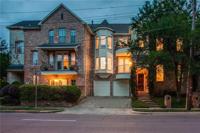 3722 Wycliff, Dallas, TX 75219 (MLS #14098363) :: HergGroup Dallas-Fort Worth