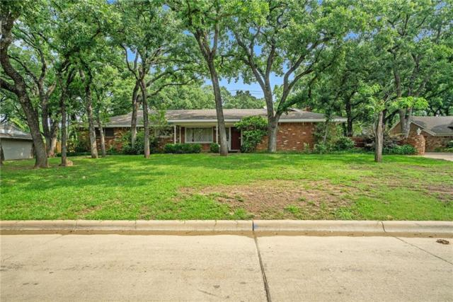 5809 Jacqueline Road, Fort Worth, TX 76112 (MLS #14098366) :: The Heyl Group at Keller Williams